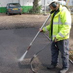 Waveney Surfacing Ltd contract VariBlast