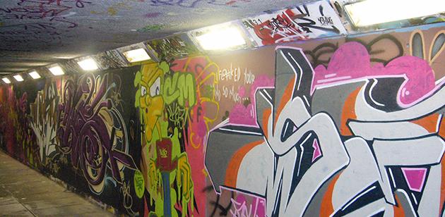 Variblast public authorities graffiti removal