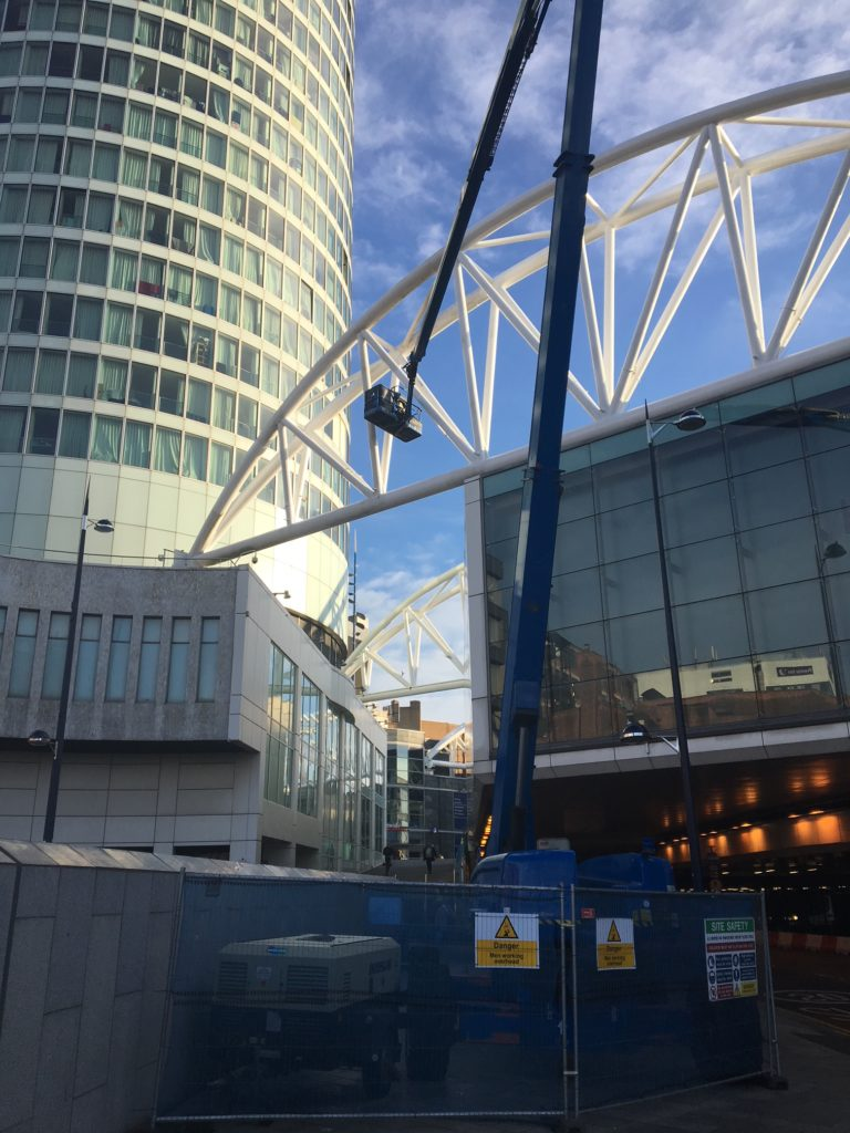 Bullring Working at Height
